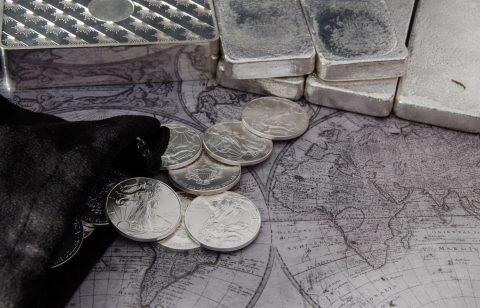 Goudverzekerd zilver kopen zilverprijs zilveren maple philharmoniker monsterbox