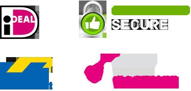 Comodo Secure, Webwinkel keur, iDEAL bancontact