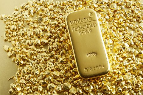 fysiek goud kopen umicore