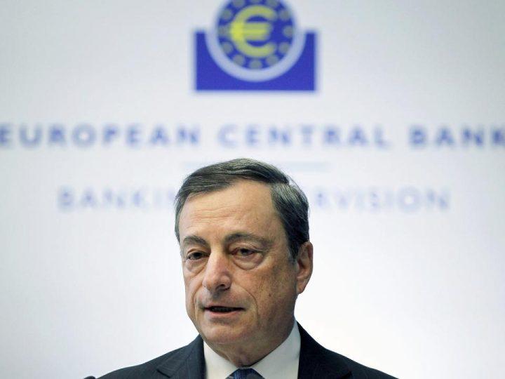 ECB steunt overheden met €1 biljoen