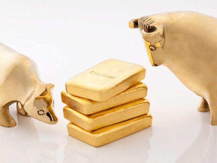 Goudbeleggingen in trek: eindejaarsrally aanstaande?