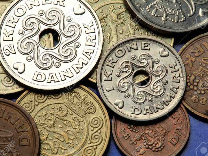 Denemarken stopt met slaan van munten