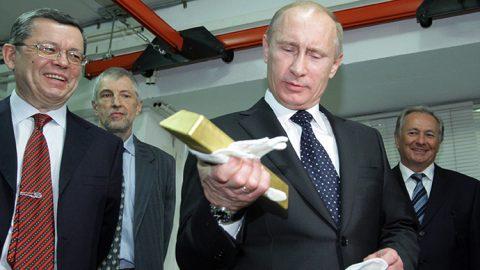 Rusland goud