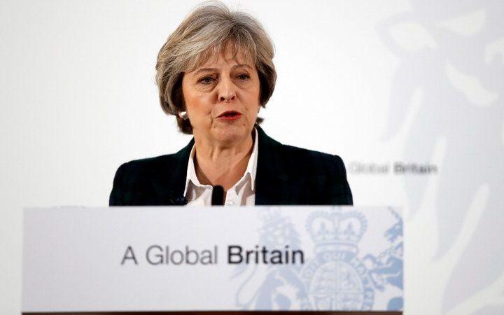 Groot-Brittannië gaat voor harde Brexit