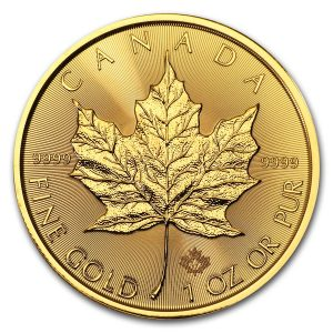 maple leaf 1oz 2017