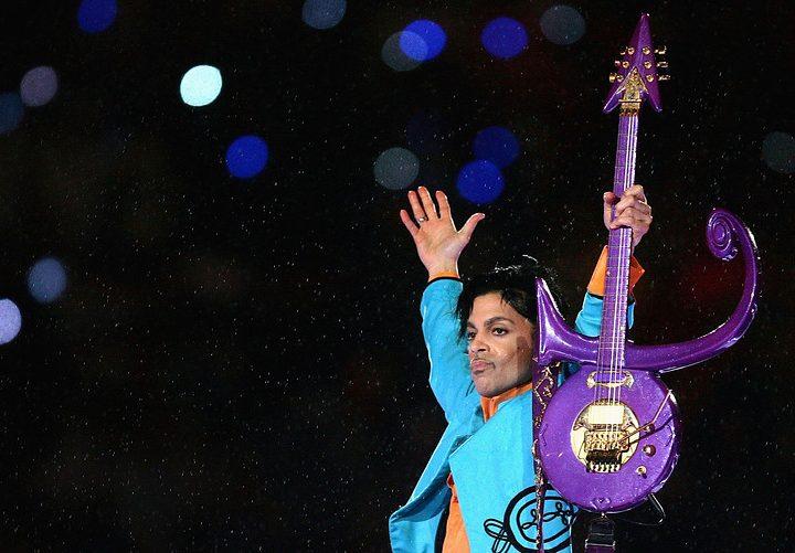 Prince laat bijna miljoen aan goud na