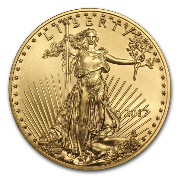 eagle 1/4 oz 2017 gold2