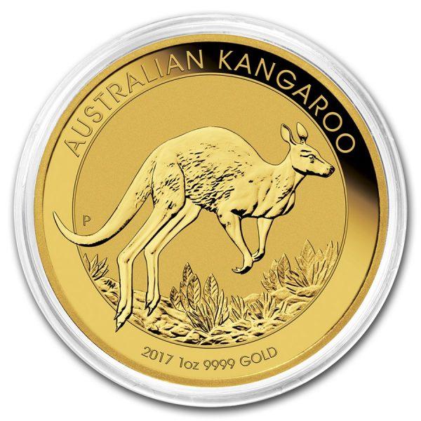 Kangaroo 2017 1oz 2
