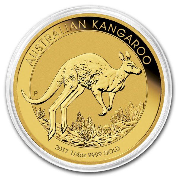 Kangaroo 0,25oz 2017 2