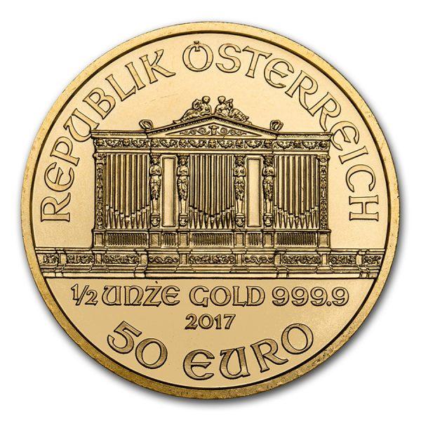 philharmoniker gold 1/2oz 2017 1
