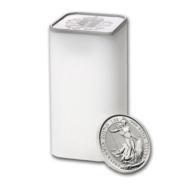 britannia zilver 1 oz 2017 2