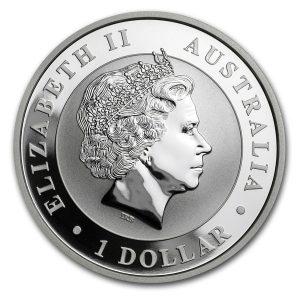 kookaburra 1 oz zilver 2017 3