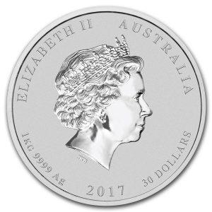 lunar 1 kilo 2017 zilver 1