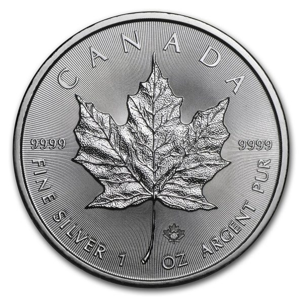 zilver maple leaf 2017 1oz