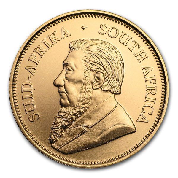kruggerrand 1 oz 50 jaar goud 2