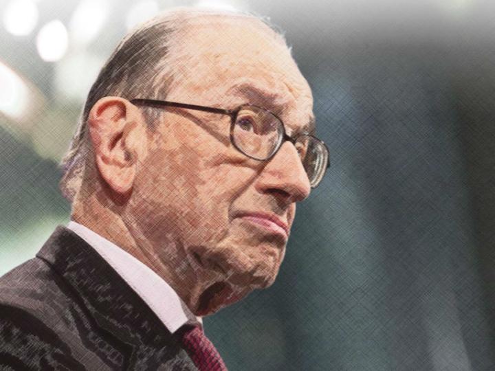Goud is de ultieme wereldmunt volgens Greenspan