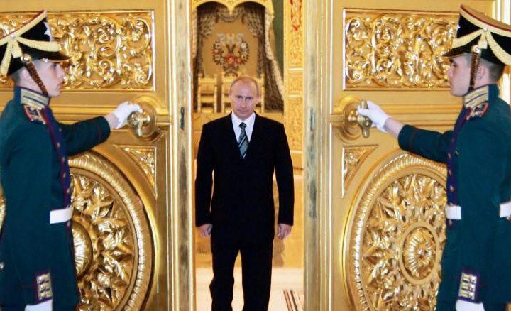 Rusland koopt 25 ton goud in maart