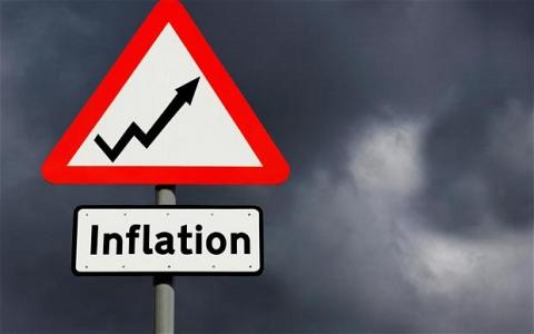 sparen, inflatie
