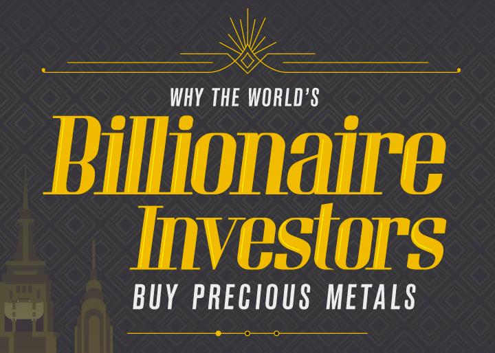 Waarom kopen miljardairs goud?