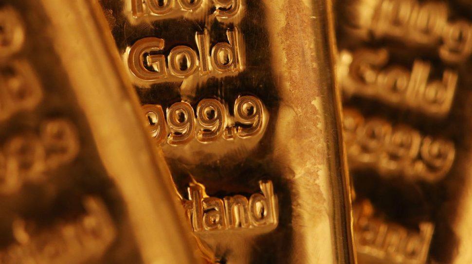 Euro goud