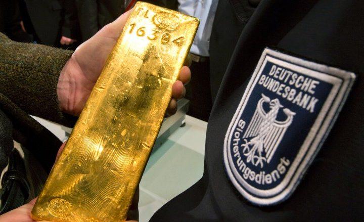 Duitsland haalt buitenlandse goud versneld terug