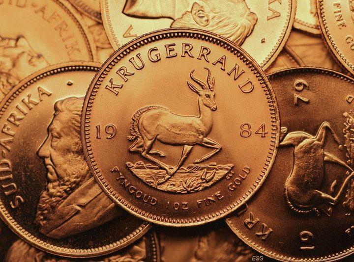 Krugerrand beste investering in Zuid-Afrika sinds 2000