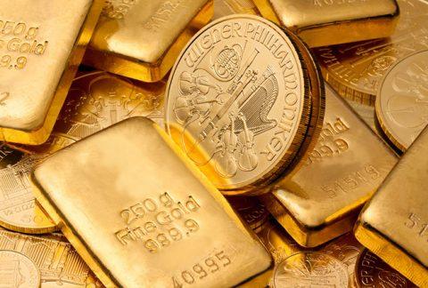 Salaris goud