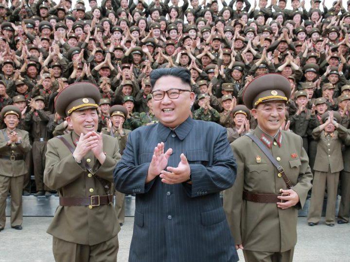 Noord-Korea beheerst financiële markten