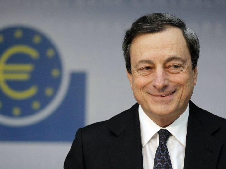 Iedereen wacht op Draghi
