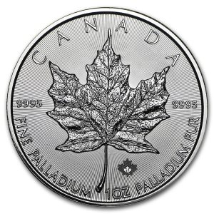 Palladium Canadian Maple Leaf
