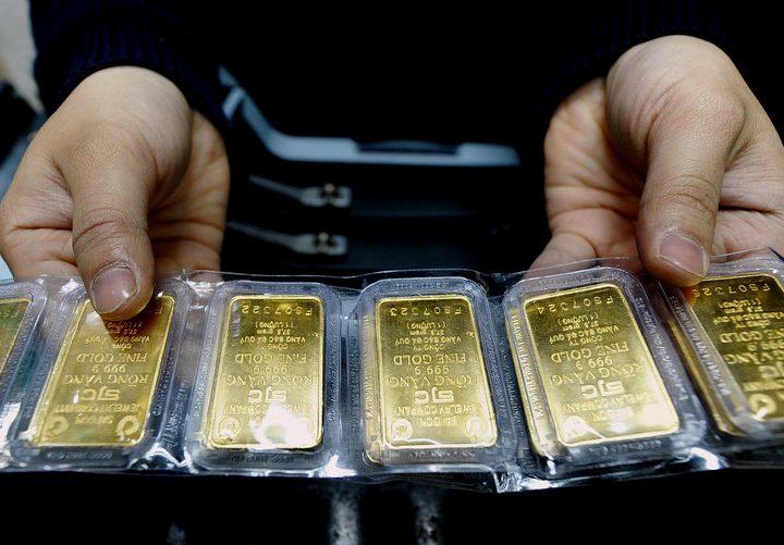 Goud noteert ondanks druk boven $1.300