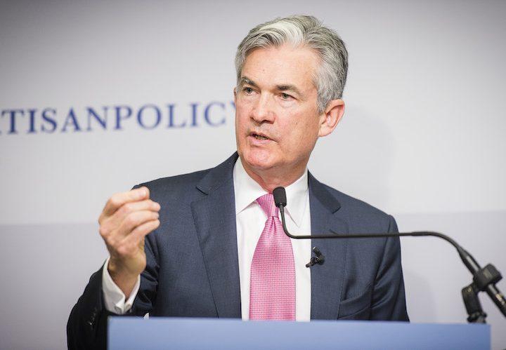 """""""Jerome Powell wordt nieuwe Fed voorzitter"""""""