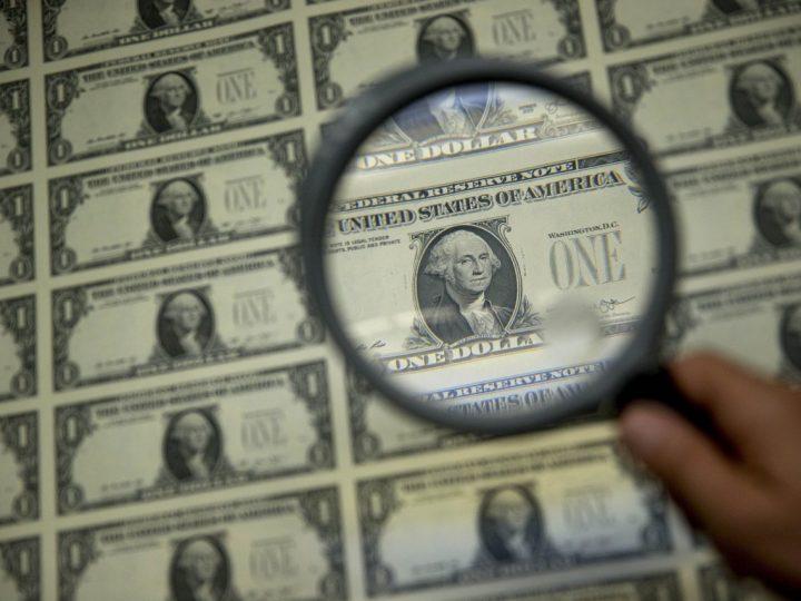 De grootste verliezer van 2017 is de dollar