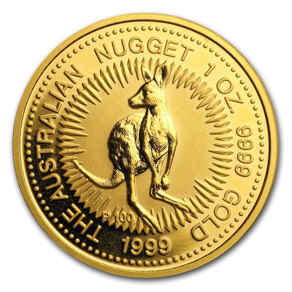 Kangaroo 1 troy ounce gouden munt