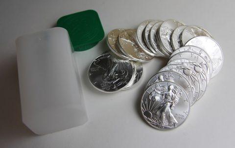 zilveren Eagle kopen