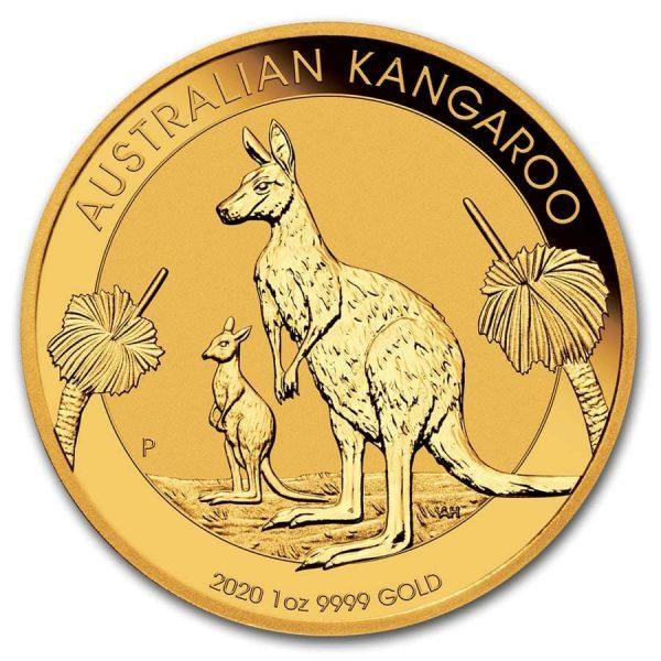 Kangaroo 1 troy ounce gouden munt 2020