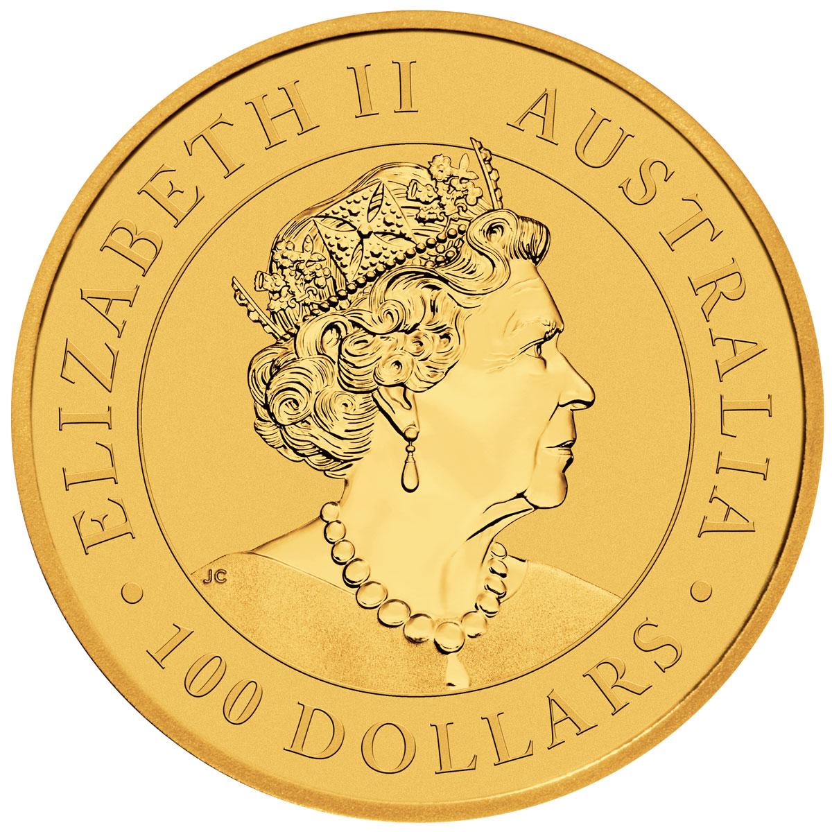 Kangaroo 1 troy ounce gouden munt 2019