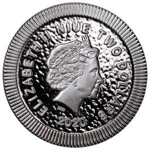 2020 zilveren owl munt kopen