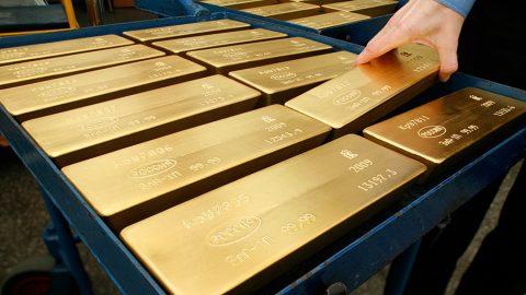 Australische goudvoorraad