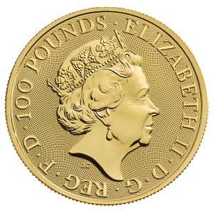royal arms gouden munt