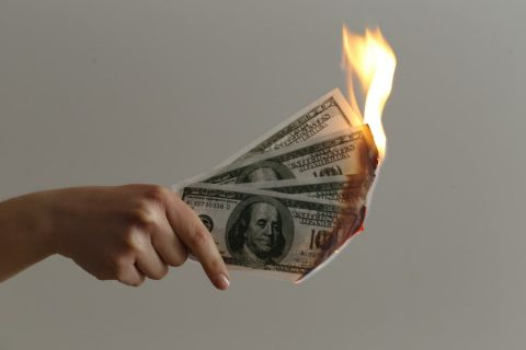 crasht, crisis, geldontwaarding