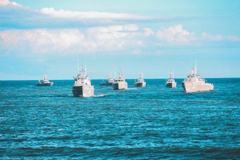 oorlogsschepen