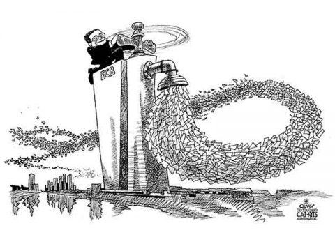 renteverlaging ECB