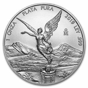 Mexican Libertad 1 troy ounce kopen