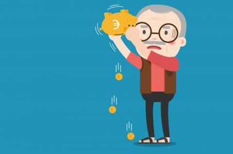 pensioenverlagingen