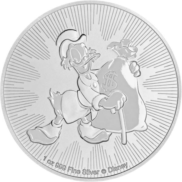 Niue Disney Scrooge Mcduck