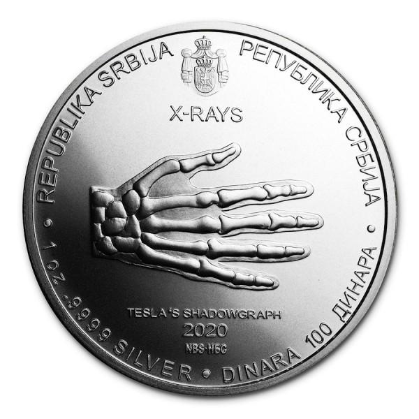 Nikola Tesla: X Ray