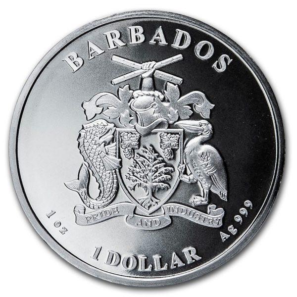 Barbados Seahorse
