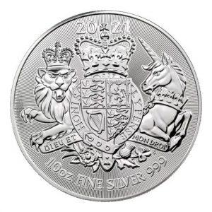 royal arms 10oz kopen silver zilver