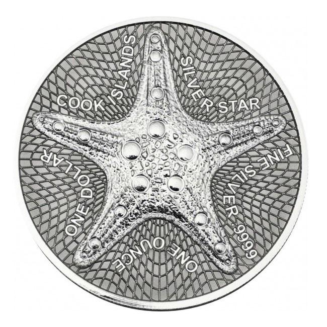 Cook Islands Starfish